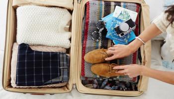 опаковане на багажа